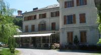 hotels Sainte Hélène sur Isère Hotel Du Parc - Manoir Du Baron Blanc