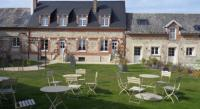 Hôtel Aubigny en Laonnois hôtel Ferme Du Chateau