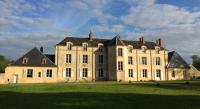 Hôtel Saint Christophe en Bazelle hôtel Chateau Du Chêne