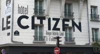 Hôtel Paris hôtel Le Citizen Hotel