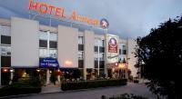Hôtel Gevrey Chambertin Armony Inter-Hotel Dijon Sud