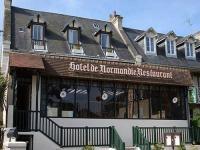 Hôtel Plumetot Hotel de Normandie
