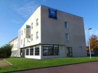 Hôtel Brouay hôtel ibis budget Caen Porte de Bretagne