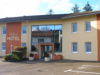 Hôtel Le Grand Abergement hôtel Relax Hotel