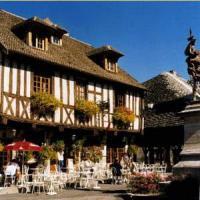 Hôtel Antigny la Ville Hotel de la Halle