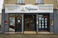 Hotel en bord de mer Picardie Logis Le Neptune