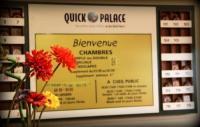 Hôtel Touffréville hôtel Quick Palace Caen
