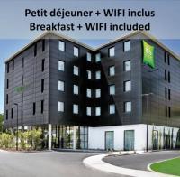 Hôtel Labège hôtel ibis Styles Toulouse Cite Espace Petit dejeuner inclus