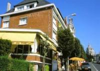 Hôtel Cambremer hôtel Logis Terrasse Hôtel