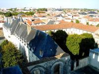 Hôtel Antezant la Chapelle hôtel Abbaye Royale