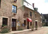 Hôtel Corvol l'Orgueilleux hôtel Logis Le Grand Monarque - Donzy