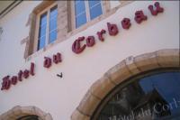 Hôtel Brans hôtel Le Corbeau