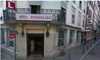 Hôtel Alsace Hotel de Bruxelles