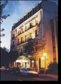 Hôtel Volvic hôtel Le Metropole