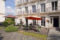 Hôtel Franche Comté hôtel Les Thermes - Cerise Hotels - Résidences