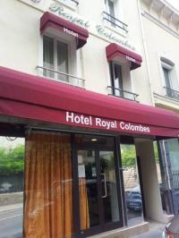 Hotel Fasthotel Asnières sur Seine Hôtel Royal Colombes