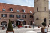 Hôtel Saint Folquin Logis hôtel du Beffroi Gravelines Dunkerque