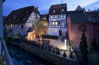 hotels Gueberschwihr Hotel Le Colombier Suites