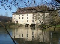 Hôtel Branges hôtel Moulin de Bourgchateau