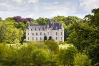 Hôtel Marcillé Robert hôtel Château des Tesnières
