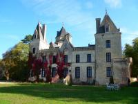 Hôtel Taizé hôtel Demeure Château de Ternay