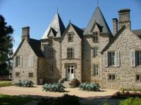 Hôtel Chantrigné hôtel Château du Bourg
