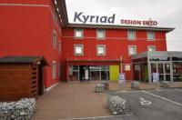 Hôtel Courcelles Sapicourt hôtel Kyriad Design Enzo Reims Tinqueux