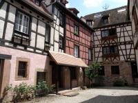 Hôtel Ribeauvillé hôtel Caveau de l'ami Fritz