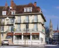 Hôtel Saint Nicolas de la Haie hôtel Logis Le Normandie