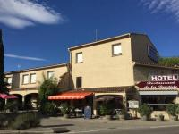 Hôtel Alleins hôtel La Bastide