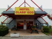 Hôtel Teillet hôtel Class'Eco Albi