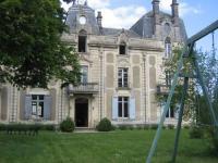 Hôtel Maillas hôtel Château Saint Vincent