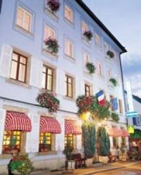 Hotel Balladins Lapoutroie Hôtel Restaurant La Croix d'Or