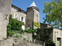 Hôtel Comigne hôtel Château de Bouilhonnac