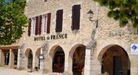 Hôtel Saint Cricq Villeneuve Hotel De France