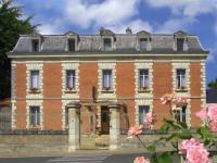 Hôtel Indre et Loire hôtel La Renaudière