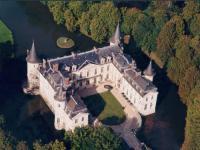 Hôtel Montépilloy hôtel Château d'Ermenonville