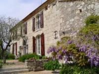 Hôtel Saint Pierre de Buzet hôtel Lagrangette