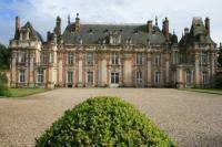 Hôtel Anneville sur Scie hôtel Château de Miromesnil