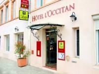 Hôtel Briatexte Logis Hotel L'Occitan