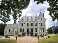 Hôtel Déols hôtel Château de Rancay