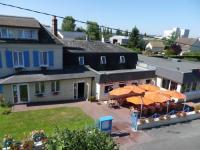 Hôtel La Croix Saint Leufroy Hotel Restaurant des 4 Ecluses