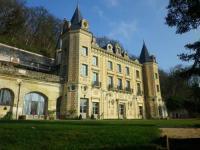 Hôtel Auzouer en Touraine hôtel Chateau de Perreux - Amboise