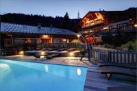 Hotel 4 étoiles Beaufort hôtel 4 étoiles La Ferme du Chozal