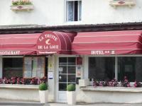 Hôtel Clucy hôtel La Truite de la Loue