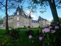 Hôtel Cametours hôtel Chateau de Canisy