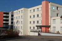Hôtel Besançon hôtel Ethic Etapes CIS de Besançon