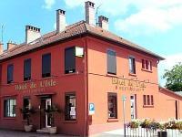 Hôtel Yèvres le Petit Hôtel Restaurant de l'Isle