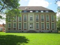 Hôtel Guarbecque hôtel Chateau de Moulin le Comte