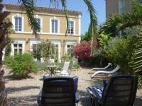 Hôtel Fabrezan hôtel La Maison des Palmiers